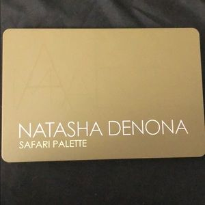 Natasha Denona Safari All Matte Palette